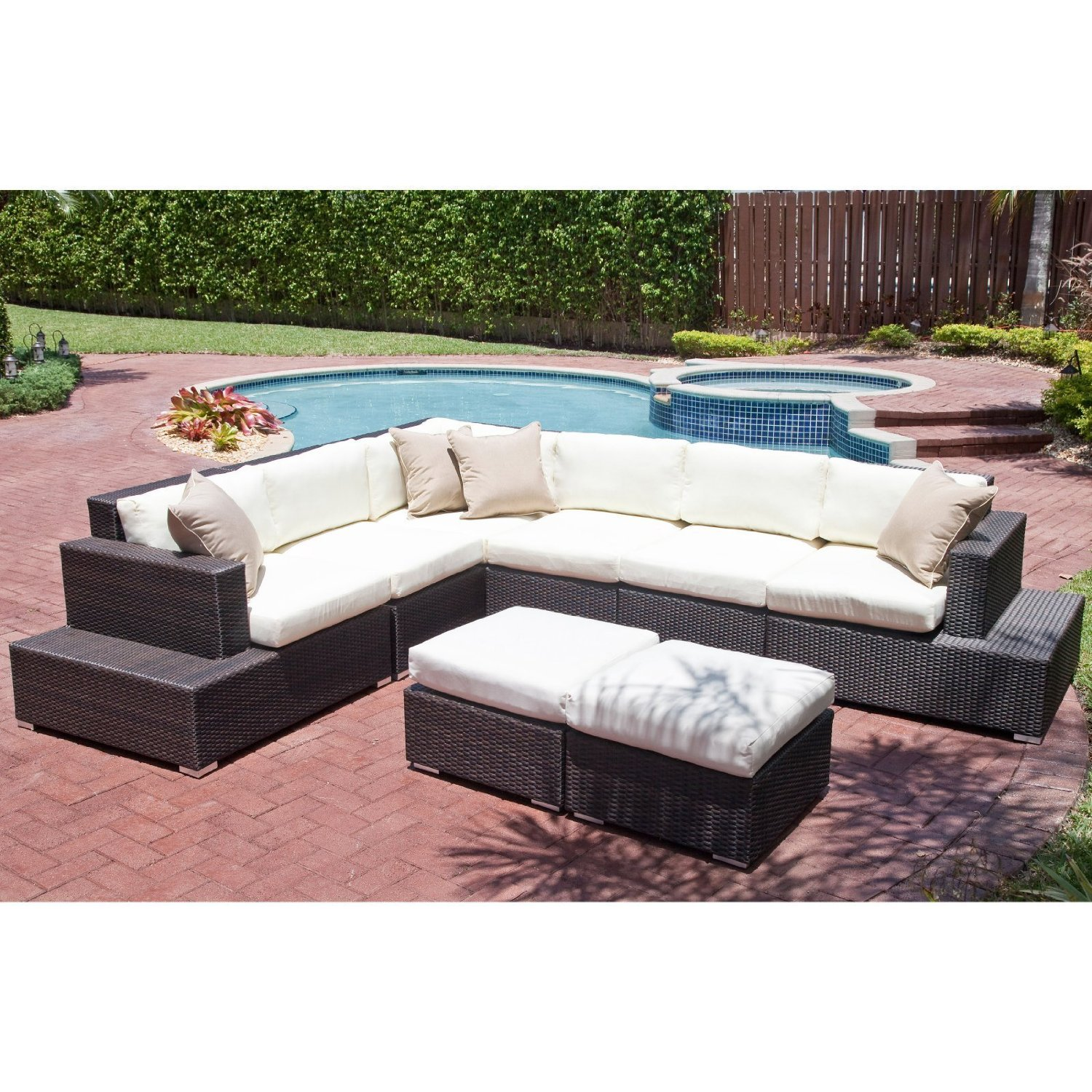 Outdoor Furniture Sofa